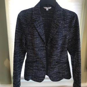 Cabi women's woven cotton blend blazer size 10